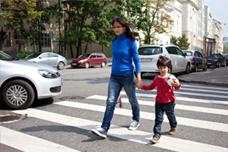 Pedestrians Accidents